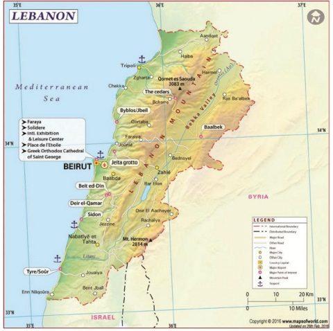 voyage-liban-map