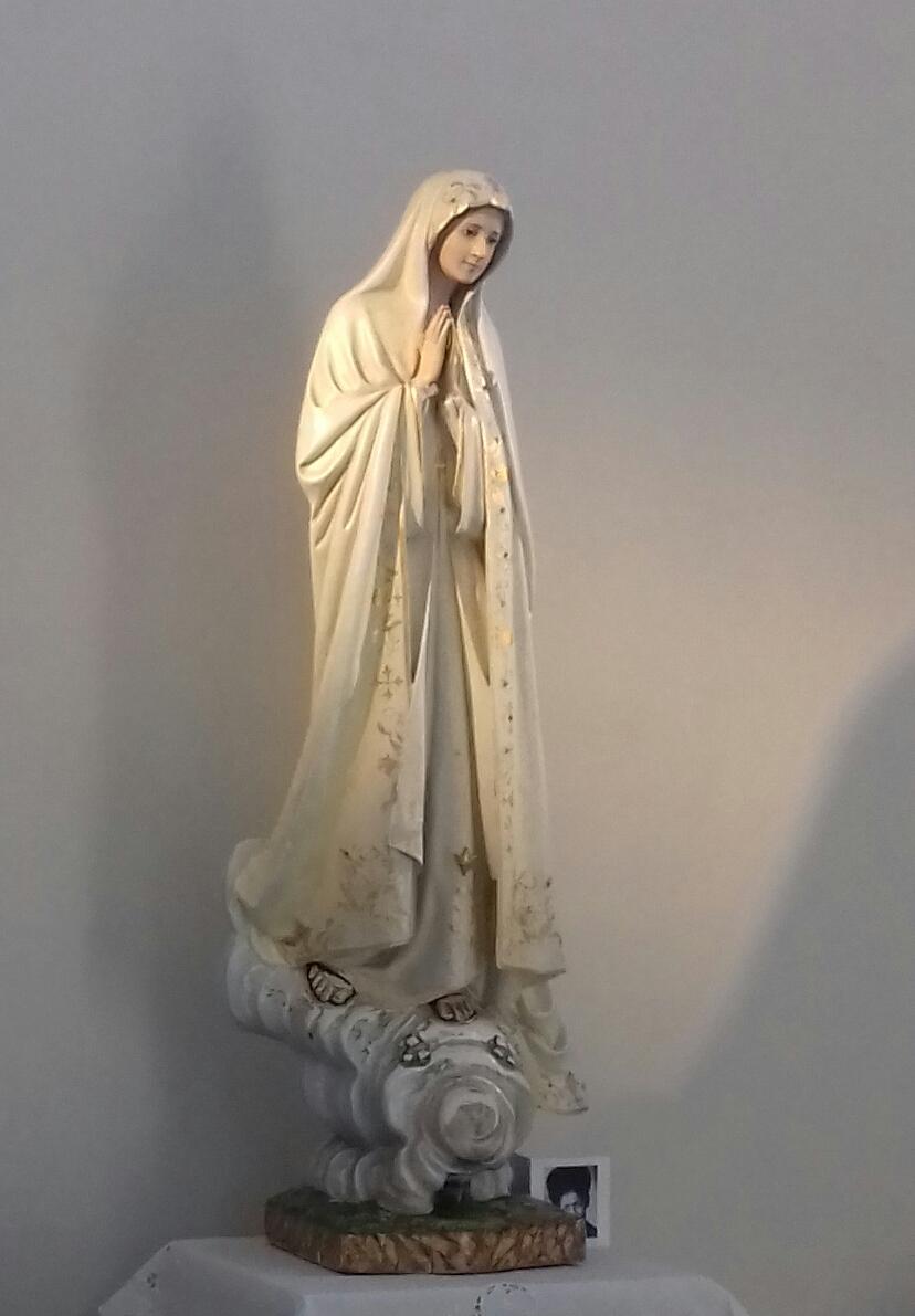 Notre-Dame de Fatima | église Sainte-Croix, Ixelles | Photo V.F.